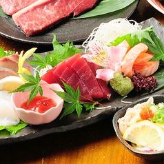 鮮魚5種盛り合わせ
