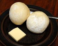 自家製白パン