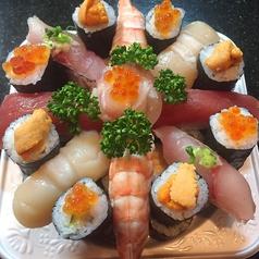 【要予約】寿司ケーキ