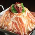 料理メニュー写真コチュジャン、唐辛子、チーズ最強タッグ!【チーズデジカルビ】♪