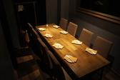 【歓送迎会・コンパ】9名様までの完全個室空間。