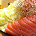 料理メニュー写真【元祖】明太子もちチーズ