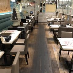 しゃぶしゃぶ かもぎゅうとん 仙台PARCO2店の雰囲気1