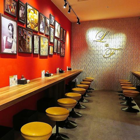 らぁ麺 レモン&フロマージュ GINZA マロニエゲート銀座2|店舗イメージ3
