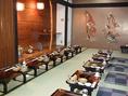 会社様のご宴会に、和食で宴会◎