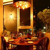 2~4名様用の人気のお席です。女子会や誕生日、記念日など特別な日に◎窓際のお席などは開放感溢れる雰囲気でのお食事がウリのお席にもなっています!