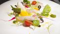 料理メニュー写真本日直送鮮魚のカルパッチョ