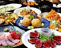 創作洋風居酒屋 9494 KUSYU KUSYU 倉敷のコース写真