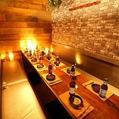 個室食べ放題バル ノウ家 八王子店の雰囲気3