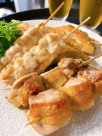北海道の地鶏【新得地鶏】462円~希少部位も!