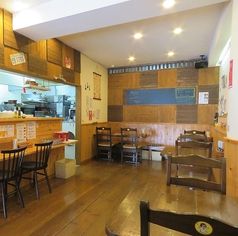 洋食屋自然の雰囲気1