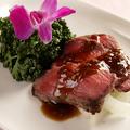 料理メニュー写真肉料理各種