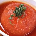 料理メニュー写真丸ごとトマトキムチ