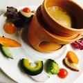 料理メニュー写真麦味噌風味のバーニャカウダー