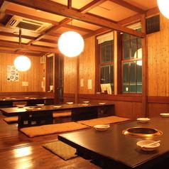 炭火彩宴 桜食堂の雰囲気1