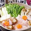 料理メニュー写真冬限定◆くえ鍋 ※ ご注文は2人前からになります