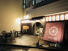 炭火焼肉 肉匠黒部 新札幌店の外観1