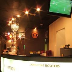 ルーターズ 相模大野 Manchester United Cafe Barの写真