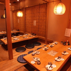 九州沖縄三昧 ナンクルナイサ きばいやんせー 丸の内オアゾ店の雰囲気1