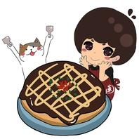 ★お好み焼の王道ソース★
