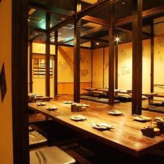 鶏魚Kitchenゆう キューズタウン店の雰囲気1