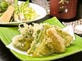 料理メニュー写真春野菜天ぷら