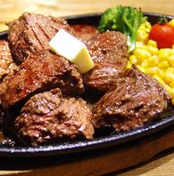 毎月11日と29日は【Texasステーキ】400gまで1000円!