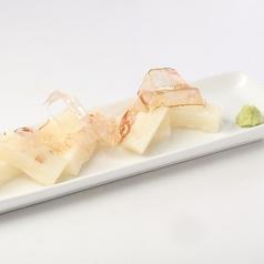 梅水晶/たこわさ/アボカドキムチ/しゃきしゃき長芋わさび風味漬け/夢心地クリームチーズ