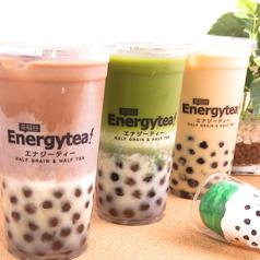 タピオカ Energytea エナジーティーの写真
