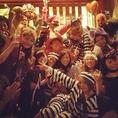 イベント大好きなスタッフ★写真は当店主催のハロウィンパーティー(*^_^*) 300人越えのparty★