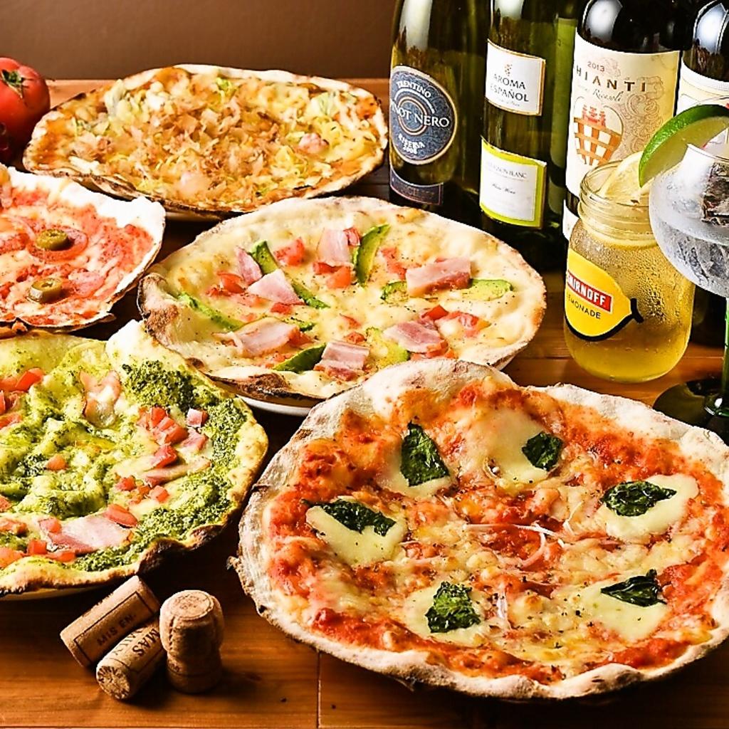 1コインピザ30種×クラフトビール30種 PIZZA&TAPAS CONA草加店|店舗イメージ5
