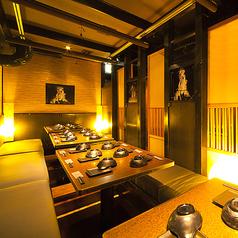 京料理と個室 祇園庵 大宮店の雰囲気1