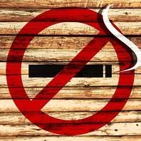 店内は『全面禁煙』とさせていただいております。