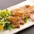 料理メニュー写真牡鹿半島幻の島豚カルビ炭焼