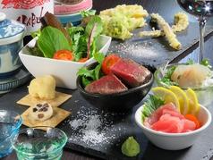 日本酒バル 晴ルのコース写真