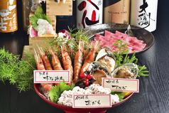 男のイタリアン居酒屋 スエゾウジャパン suEzou JAPANのコース写真