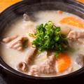 料理メニュー写真吟醸味噌 仙台モツ煮