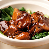 【人気】東坡肉(土鍋豚肉角煮)