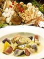 野菜にひと手間かけて素材の美味しさを堪能