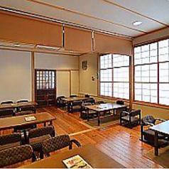 蕎麦 香寿庵の雰囲気1