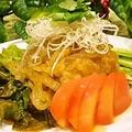 料理メニュー写真クラゲ冷菜【ハイジャッピー】