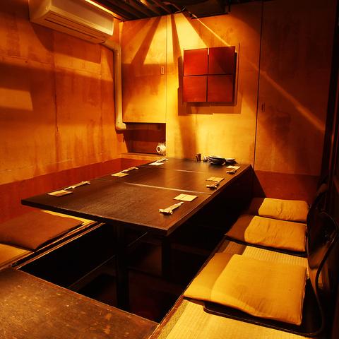 【駅近】恵比寿駅スグ!宴会や接待におすすめの落ち着いた個室は2名~35名様までOK