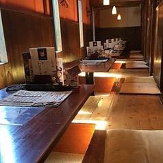 串焼菜膳 和み 扶桑店の雰囲気1