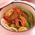 料理メニュー写真《魚介の盛り合わせ》市場から届いた鮮魚の自家製ブイヤベース