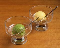 アイスクリーム又はシャーベット Ice cream or sherbet