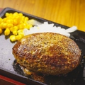 料理メニュー写真ハンバーグ~和風おろしソース~