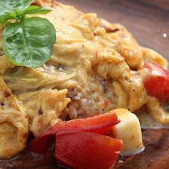 料理メニュー写真豊栄トマトのオムライス♪