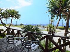Ocean's PIZZA オーシャンズピザ Gala青い海内の写真