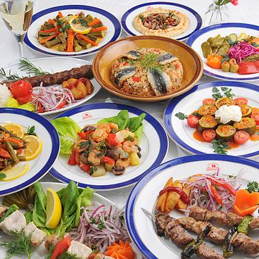 トルコ料理 ボスボラスハサン 市ヶ谷店のおすすめ料理1