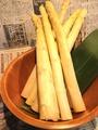 料理メニュー写真北海道 JA北はるか 白銀のホワイトアスパラ